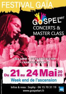 ANNULÉ – GAÏA 2020 – Grand concert de clôture